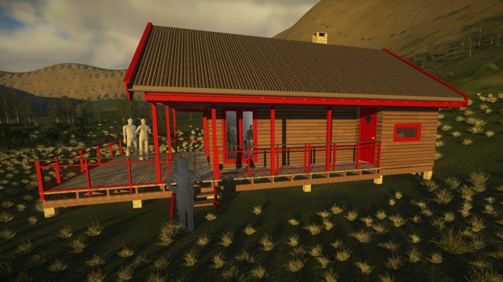 sulen-hytte-med-reel-konstruksjon